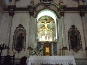 Cristo de las Misericordias. Ribera del Fresno