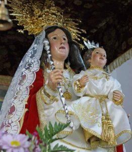 Virgen de Botós. Puebla del Prior