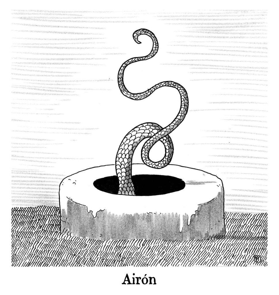 Ilustración: Borja González Hoyos