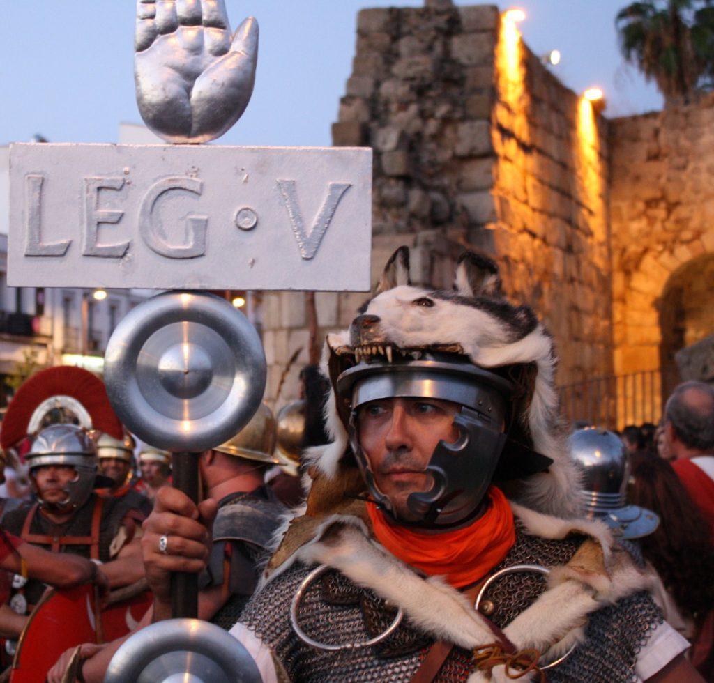 La religión romana  llega a Extremadura detrás de las legiones (Fotografía: Ángel Briz)
