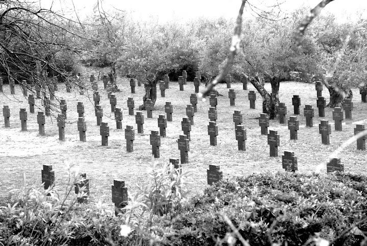 Cementerio alemán de Yuste (Foto: Jimber)