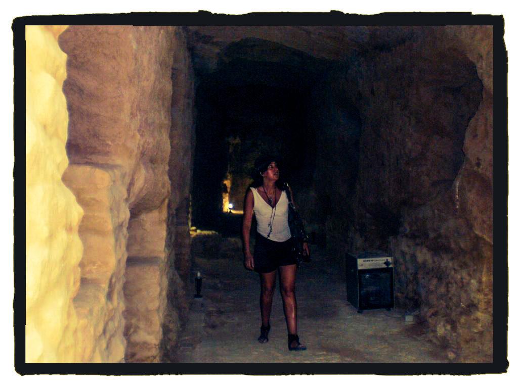 El serapeum de Alejandría, en Egipto (A. Briz)