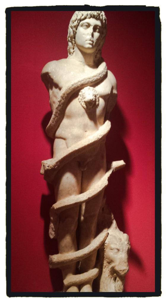 Crhonos mitraico (A. Briz)