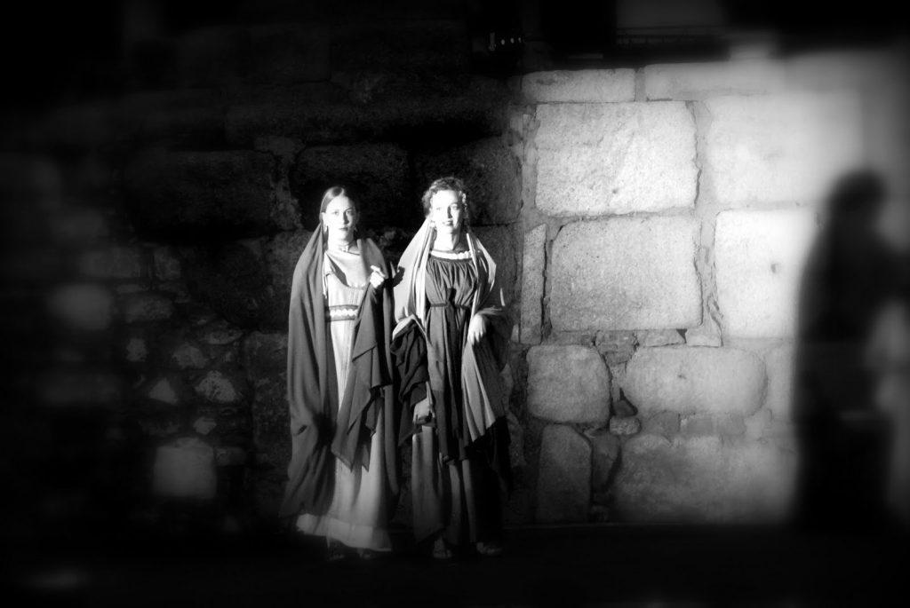 Las hijas de Trajano también están enterradas en el castillo... o eso dicen (Foto: Jimber)