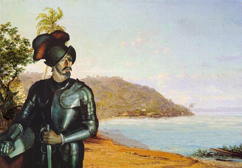 Francisco de Orellana, descubridor del Amazonas