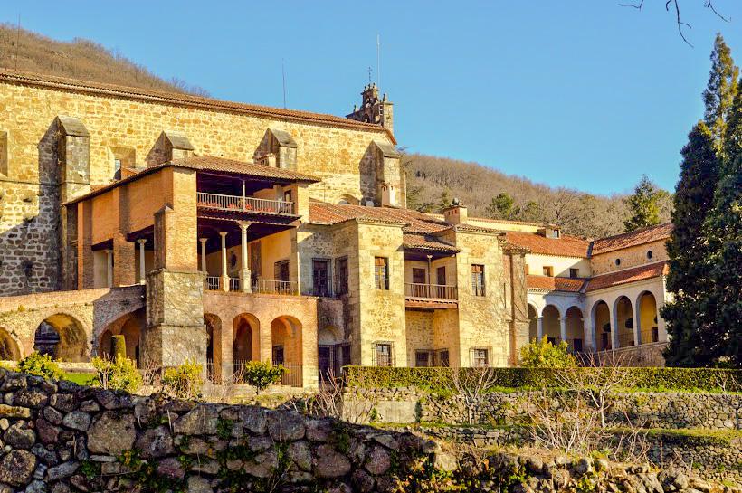 Monasterio de Yuste (Jimber)