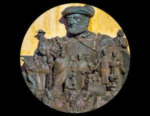 Carlos V en Cuacos de Yuste (Jimber)
