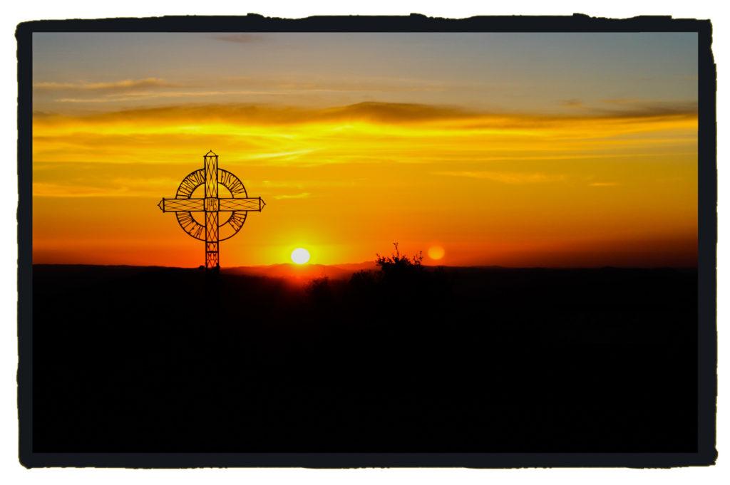 ... y el sol se detuvo en el horizonte para que los cristianos ganasen la batalla de Tentudía (Extremadura Secreta)