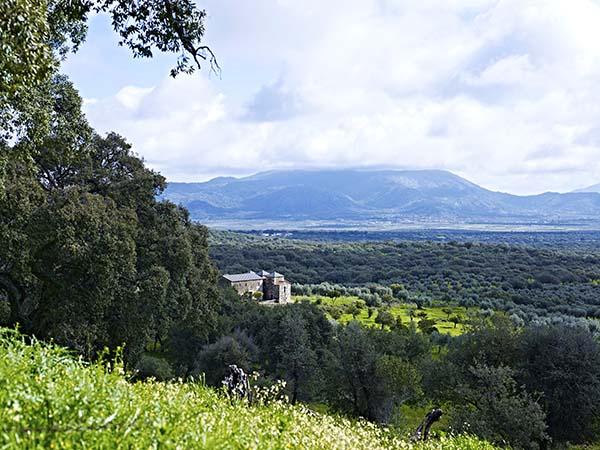 Vista de Santa Lucía y su entorno. / Víctor Gibello