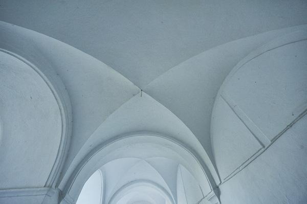 Bóvedas de galería./ Víctor Gibello