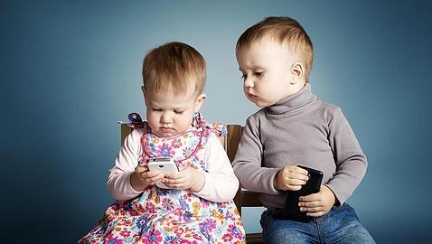 Un móvil no es un juguete