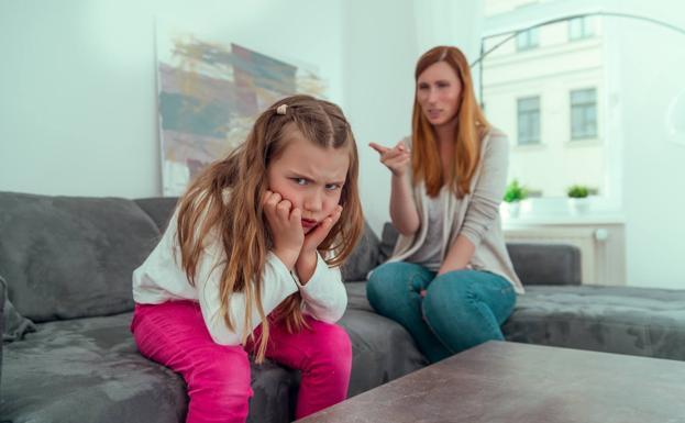 Los límites ayudan a los hijos y a sus padres.