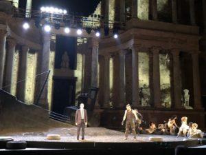 Teatro Romano en Filoctetes